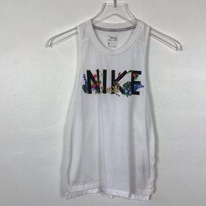 Nike razor back tee
